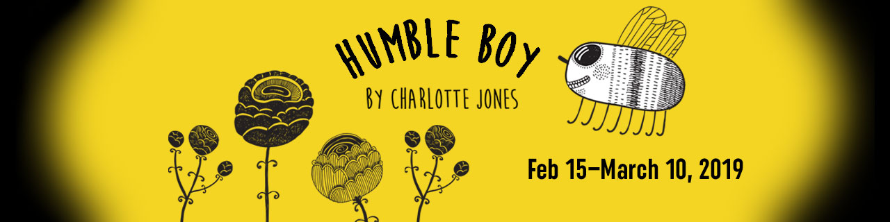 HUMBLE BOY auditions | Contra Costa Civic Theatre