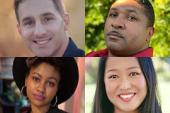 Cast of SMART PEOPLE
